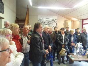 Visite du musée du granit